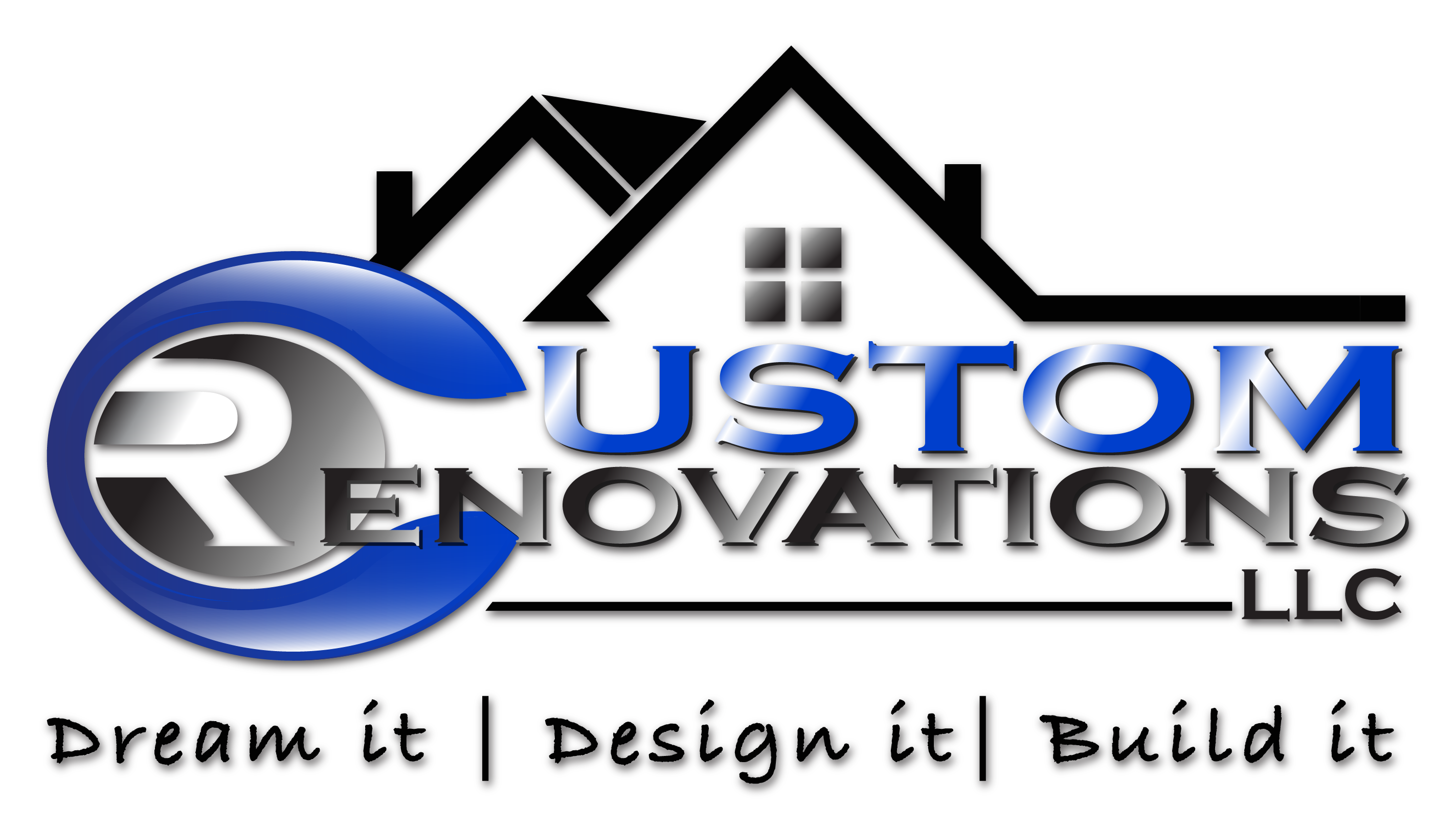 Custom Renovations LLC Logo